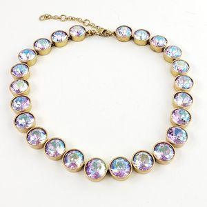 J. Crew Jewelry - J. Crew Brulee Necklace Aurora Borealis